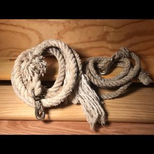 Rope leads for Horses